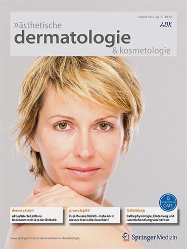ästhetische dermatologie & kosmetologie 4/2018