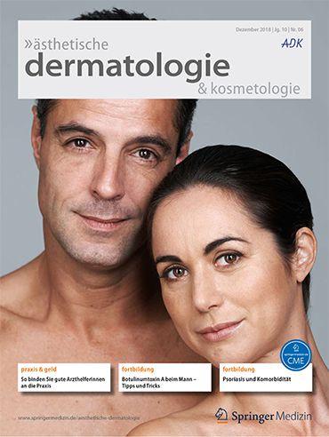 ästhetische dermatologie & kosmetologie 6/2018