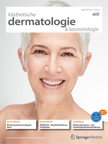 ästhetische dermatologie & kosmetologie 2/2019