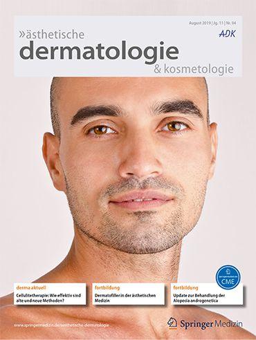 ästhetische dermatologie & kosmetologie 4/2019