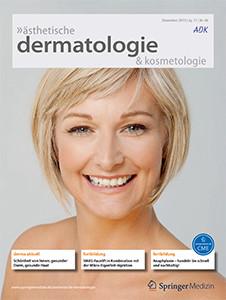 ästhetische dermatologie & kosmetologie 6/2019