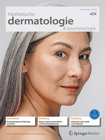 ästhetische dermatologie & kosmetologie 3/2020