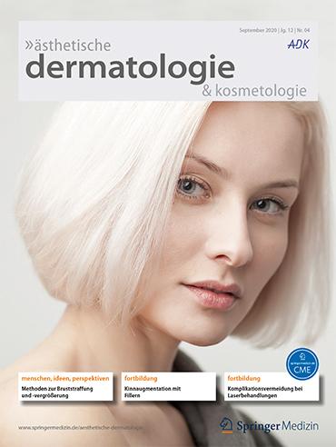 ästhetische dermatologie & kosmetologie 4/2020